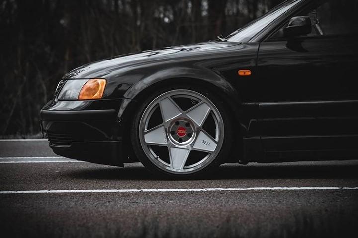 3SDM 0.05 x VW Jetta MK2⠀