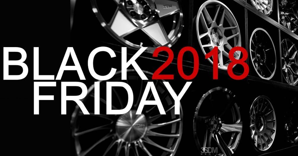 3SDM Black Friday is now