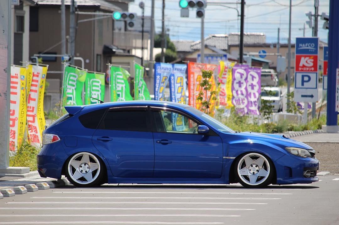 3SDM 0.05 x Subaru Imprez
