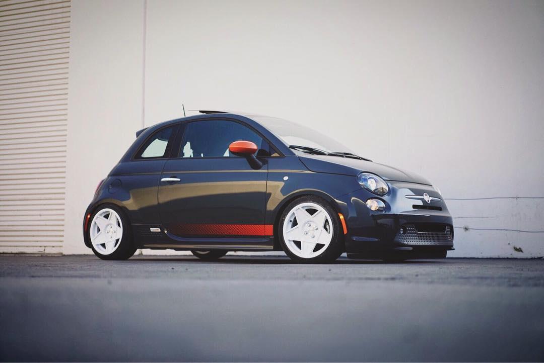 3SDM 0.05 x Fiat 500