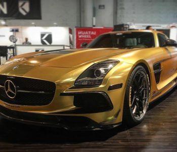 3SDM 3.50 Mercedes SLS AM