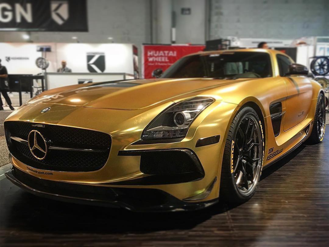 3SDM 3.50 Mercedes SLS AM