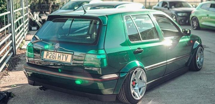 3SDM 0.05 x 1996 VW golf