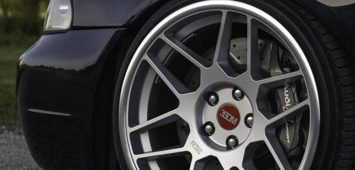 3SDM 0.09 x Audi A4⠀