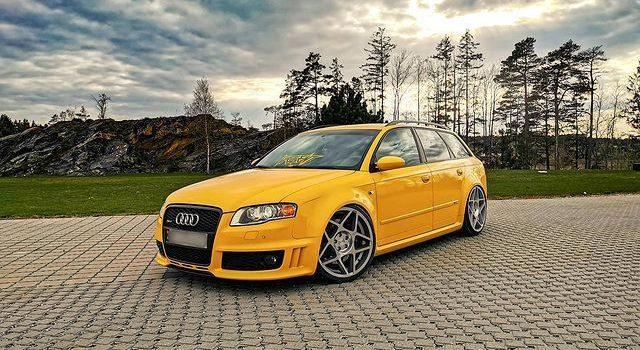 3SDM 0.08 x Audi RS4 ⠀⠀⠀