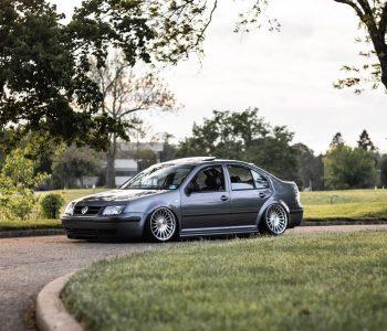 3SDM 0.04 x VW Jetta MK4